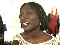 Auma Obama bei den Act Now Jugend Awards 2015 in Berlin