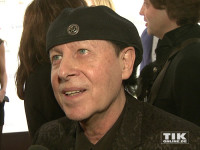 Scorpions-Star Klaus Meine bei den Act Now Jugend Awards 2015 in Berlin