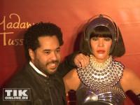 Adel Tawil enthüllt Wachs-Whitney