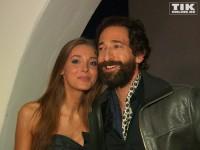 Adrien Brody mit Freundin Lara Lieto