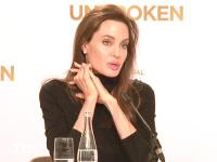 "Angelina Jolie stellt ""Unbroken"" in Berlin vor"