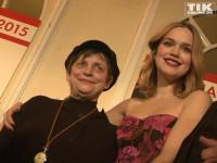 Emilia Schüle und Katharina Thalbach