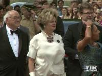 Vom Winde verweht: Fürstin Gloria von Thurn und Taxis bei den Bayreuther Festspielen 2015