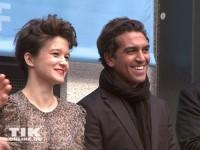 Elyas M'Barek beim Berlinale-Empfang des FilmFernsehFond Bayern 2014