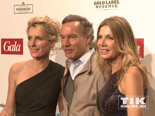 Maria Furtwängler, Nico Hofmann und Ursula Karven