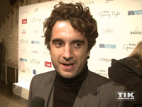 Oliver Wnuk kam ohne Yvonne Catterfeld zur Berlinale Gala Opening Night