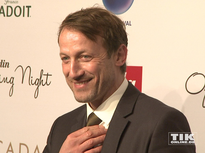 Wotan Wilke Möhring bei der Berlinale Gala Opening Night