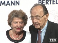 Hans-Dietrich Genscher mit Ehefrau Barbara