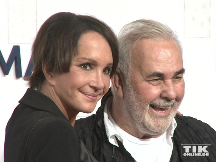 Anoushka Renzi und Udo Walz