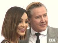 Verona Pooth kam mit Ehemann Franjo zur Bertelsmann Party 2015