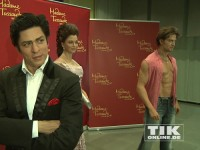Bollywood bei Madame Tussauds in Berlin