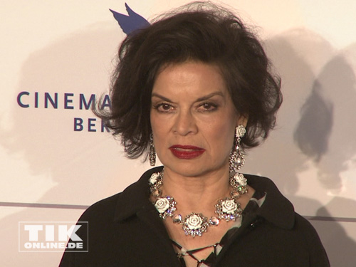 "Bianca Jagger war Gast bei der ""Cinema for Peace""-Gala 2014"