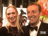 Prinz Mario Max zu Schaumburg-Lippe und Julia Schindler beim Echo 2015
