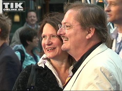 Jürgen Tarrach Ehefrau