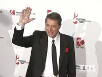 """Udo Jürgens sagt """"Hallo"""" beim Musikautorenpreis 2014 in Berlin"""