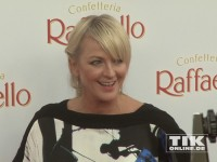 Ulla Kock am Brink beim Raffaello Summer Day 2014