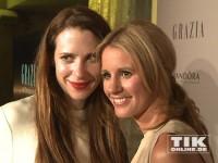 """Julia Malik und Mareile Höppner bei den """"Best Dressed Awards"""" 2014"""