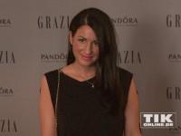 """Minu Barati-Fischer bei den """"Best Dressed Awards"""" 2014"""