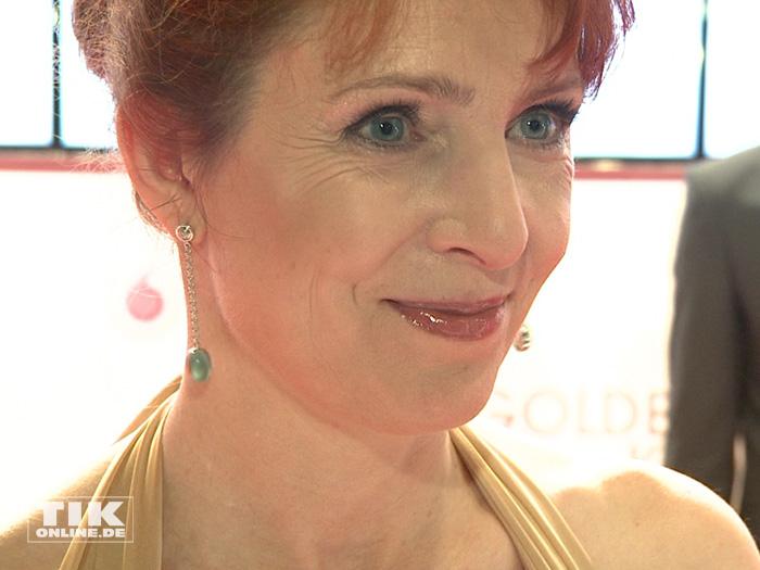 Monica Lierhaus bei der Goldenen Kamera 2015