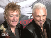 """Die Scorpions bei der """"Forever And A Day""""-Premiere in Berlin"""