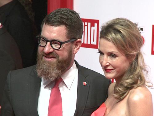 Kai Dieckmann & Ehefrau Katja Kessler