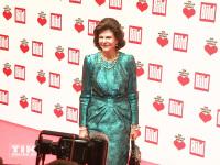 """Königin Silvia von Schweden bei """"Ein Herz für Kinder 2014"""""""