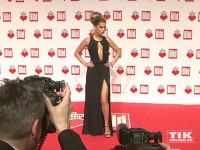 """Sylvie Meis zeigte viel Bein bei der """"Ein Herz für Kinder""""-Gala 2015 in Berlin"""