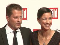 """Til Schweiger und seine Freundin Marlene Shirley bei der """"Ein Herz für Kinder""""-Gala 2015 in Berlin"""