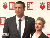 """Wladimir Klitschko und seine Freundin Hayden Panettiere bei der """"Ein Herz für Kinder""""-Gala 2015 in Berlin"""