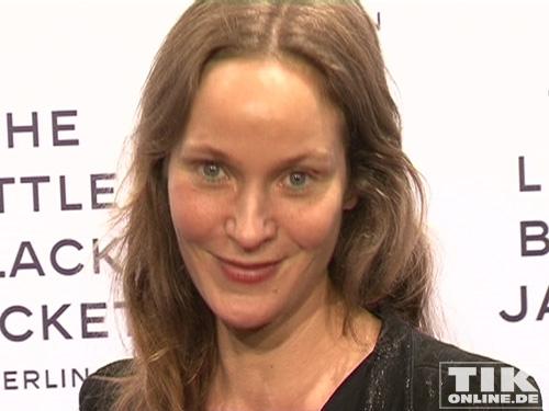 Jeanette Hain Posiert Fur Die Presse Tikonline De