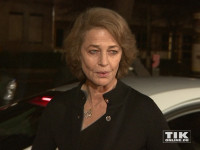 Hollywood-Star Charlotte Rampling beim European Film Award EFA 2015 in Berlin