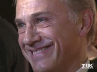 Oscar-Gewinner Christoph Waltz beim European Film Award EFA 2015 in Berlin