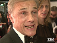 Christoph Waltz beim European Film Award EFA 2015 in Berlin