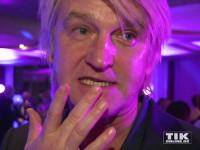 Schauspieler und Regisseur Detlev Buck beim European Film Award EFA 2015 in Berlin
