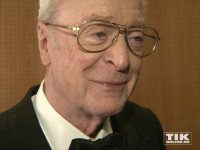 Hollywood-Star Michael Caine beim European Film Award EFA 2015 in Berlin