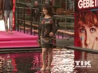 """Charlotte Roche auf der """"Feuchtgebiete""""-Premiere in Berlin"""