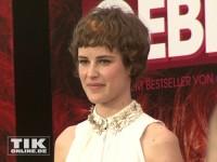"""Hauptdarstellrin Carla Juri bei der """"Feuchtgebiete""""-Premiere in Berlin"""