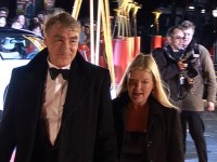 Gottfried John mit Ehefrau Barbara