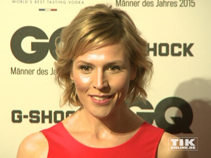 """Franziska Weisz bei den GQ """"Männer des Jahres"""" 2015 Awards"""