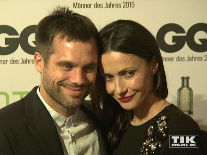 """Ole und Anita Tillmann bei den GQ """"Männer des Jahres"""" 2015 Awards"""