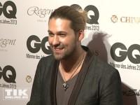David Garrett bei den GQ Männer des Jahres Awards 2013