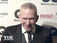 Jean Paul Gaultier bei den GQ Männer des Jahres Awards 2013