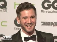 Jochen Schropp gut gelaunt bei den GQ Männer des Jahres Awards 2013