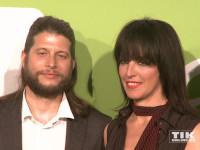 Nena und ihr Freund Philipp Palm beim GreenTec Award 2015