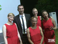 Wladimir Klitschko beim GreenTec Award 2015