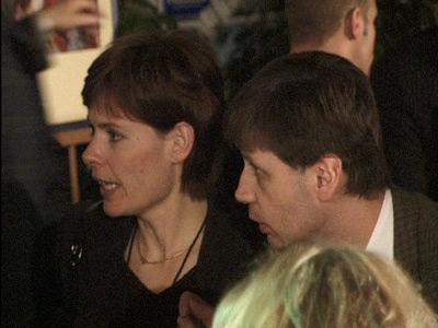 Gunther Jauch Mit Ehefrau Thea Tikonline De