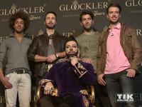 Harald Glööckler präsentiert Männer-Mode