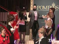 Harald Glööckler lässt sich von seinen Models feiern