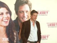 """Hugh Grant stellt """"Wie schreibt man Liebe"""" in Berlin vor"""