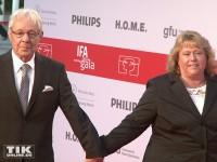 Hans-Heinrich und Maria-Theresa Heidkrüger